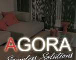Agora Cushion Vinyl Flooring